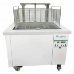 Ultrasonic Cleaner : Auto lift Industrial Ultrasonic Cleaner LAIU-A12