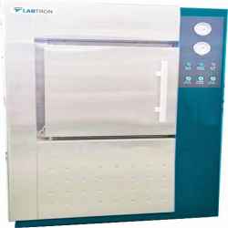 Horizontal Laboratory Autoclave LHA-D15