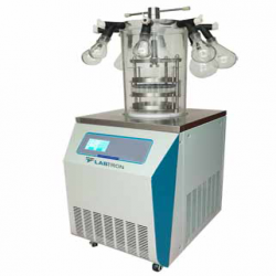 Manifold Top Press Freeze Dryer LFFD-E11